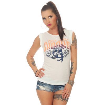 Yakuza Premium women shirt GS 2537 natural – Bild 1