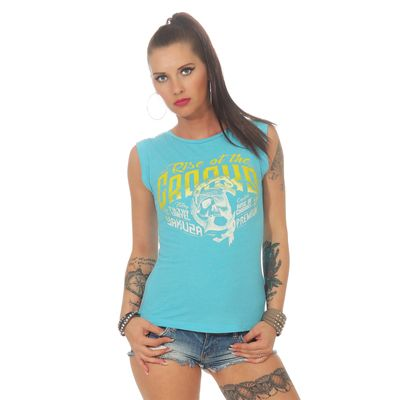 Yakuza Premium women shirt GS 2537 light blue – Bild 1