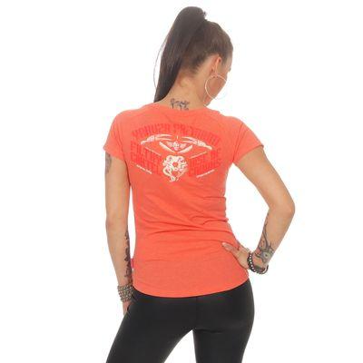 Yakuza Premium women t-shirt GS 2530 coral – Bild 4