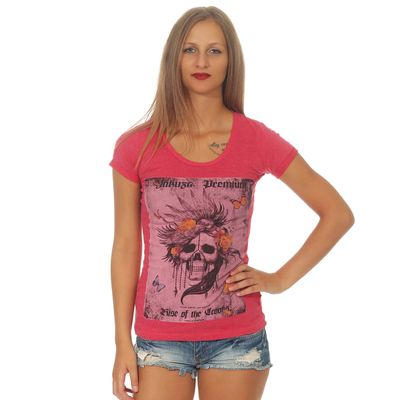 Yakuza Premium women t-shirt GS 2534 red – Bild 1