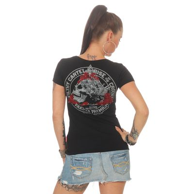 Yakuza Premium women t-shirt GS 2533 black – Bild 1