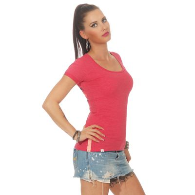 Yakuza Premium women t-shirt GS 2533 red – Bild 3
