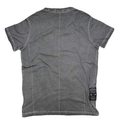 Goodness Industries Herren T-Shirt GN 205 grey washed – Bild 2