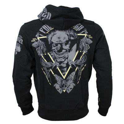 Yakuza Premium sweatjacket YPHZ 2526 B black – Bild 1