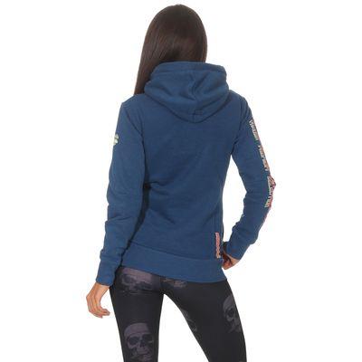 Yakuza Premium women sweatshirt GH 2541 blue – Bild 2