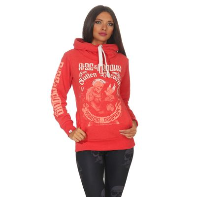 Yakuza Premium Damen Sweatshirt GH 2541 rot – Bild 1