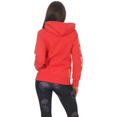 Yakuza Premium Damen Sweatshirt GH 2541 rot – Bild 2