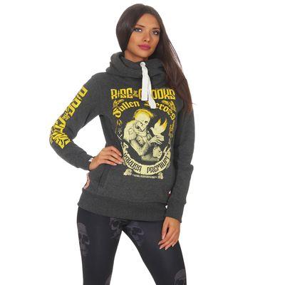 Yakuza Premium Damen Sweatshirt GH 2541 anthra – Bild 1
