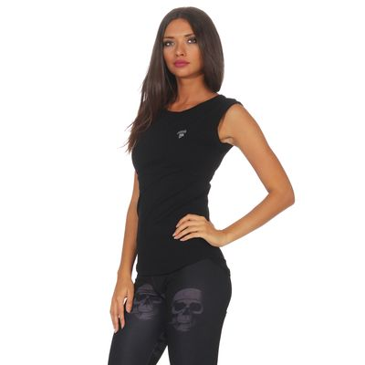Yakuza Premium women shirt GS 2539 black – Bild 4