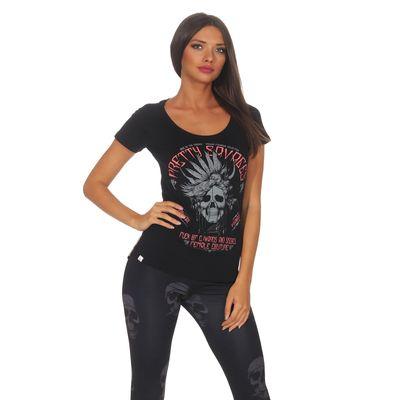 Yakuza Premium Damen T-Shirt GS 2532 schwarz – Bild 1