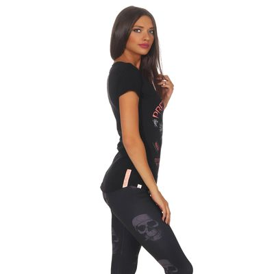 Yakuza Premium women t-shirt GS 2532 black – Bild 4