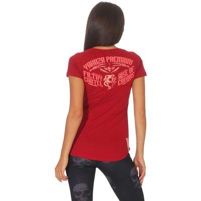 Yakuza Premium Damen T-Shirt GS 2530 rot – Bild 2