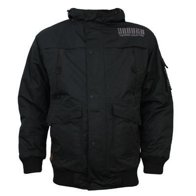 Yakuza Premium winter jacket YPJA 2571 black – Bild 2
