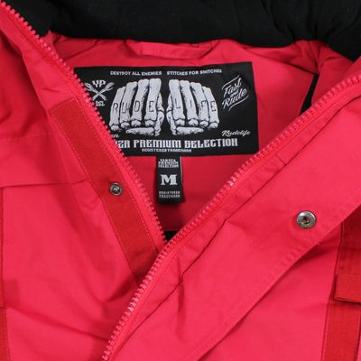 Yakuza Premium winter jacket YPJA 2570 red – Bild 3