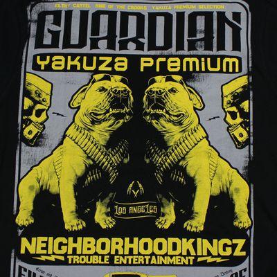 Yakuza Premium T-Shirt YPS 2514 black – Bild 3