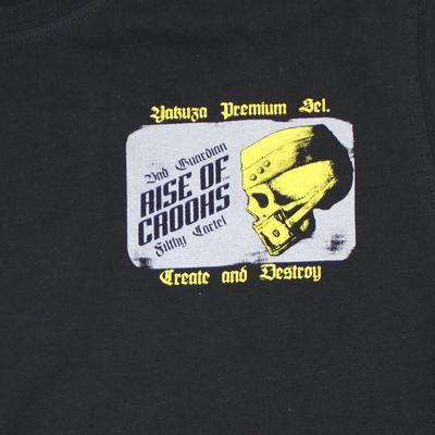 Yakuza Premium T-Shirt YPS 2514 black – Bild 4