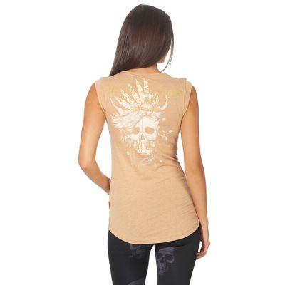 Yakuza Premium women shirt GS 2539 sand – Bild 4
