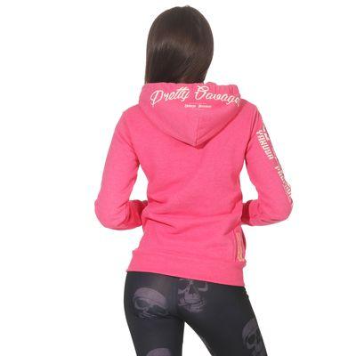 Yakuza Premium women sweatshirt GH 2540 pink – Bild 5