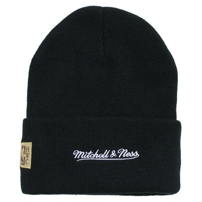 Mitchell & Ness Beanie Wintermütze BOSTON CELTICS black onesize – Bild 3