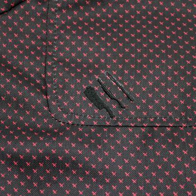 Goodness Industries Damen Winterjacke GN 442 schwarz rot – Bild 3