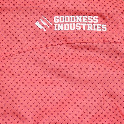 Goodness Industries Damen Winterjacke GN 442 coral – Bild 7