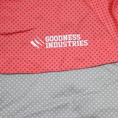 Goodness Industries Damen Winterjacke GN 440 coral grau – Bild 7