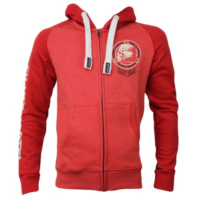 Yakuza Premium sweatjacket YPHZ 2527 red – Bild 1