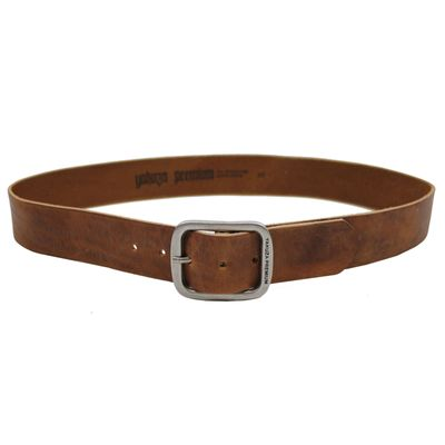 Yakuza Premium belt 2593 brown – Bild 2