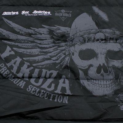 Yakuza Premium Weste YPV 2574 schwarz – Bild 3