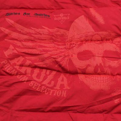 Yakuza Premium Weste YPV 2573 rot – Bild 3