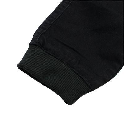 Reell Jeans Herren Reflex Rib Pant Hose black denim LONG – Bild 5