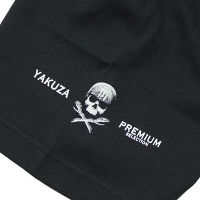 Yakuza Premium men t-shirt PROMO black – Bild 4