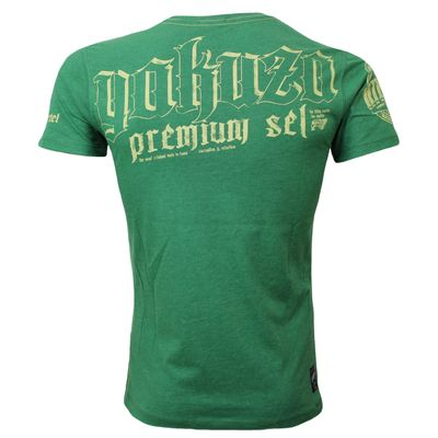 Yakuza Premium men t-shirt YPS 2614 green – Bild 2