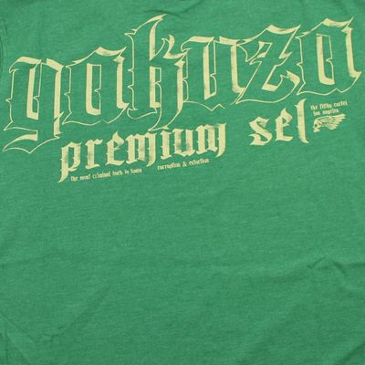 Yakuza Premium men t-shirt YPS 2614 green – Bild 4
