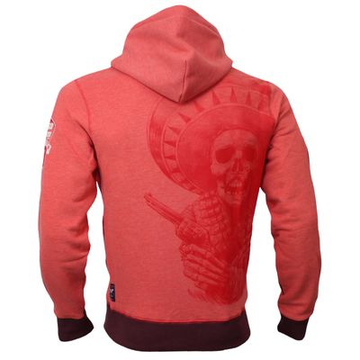 Yakuza Premium men sweatshirt YPH 2621 light red – Bild 2