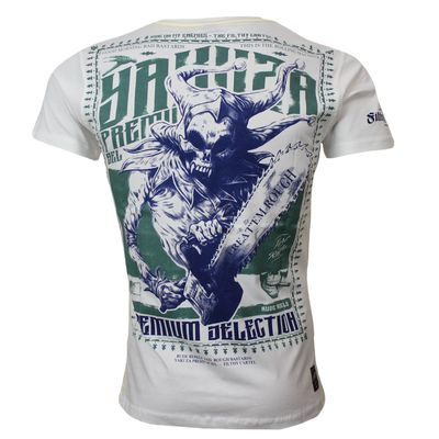Yakuza Premium men t-shirt YPS 2612 natural white – Bild 1