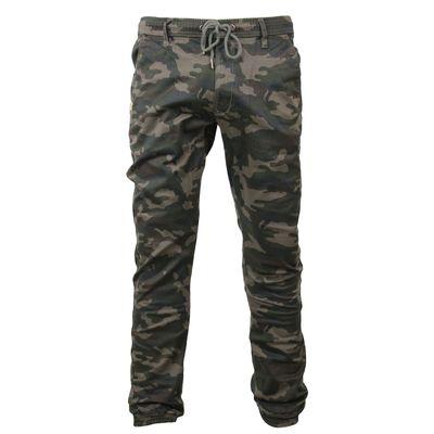 Reell Jeans Herren Reflex 2 Fit Pant Hose camo LONG – Bild 1