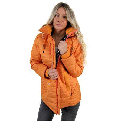 Goodness Industries Damen Winterjacke GN 453 orange – Bild 2