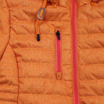 Goodness Industries Damen Winterjacke GN 453 orange – Bild 6