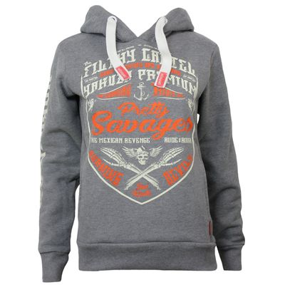 Yakuza Premium women sweatshirt GH 2640 grey – Bild 1