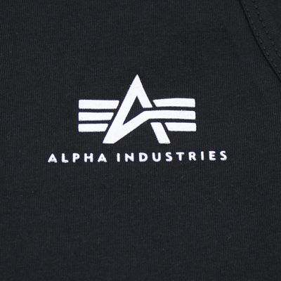 Alpha Industries Small Logo Tank Top black – Bild 2