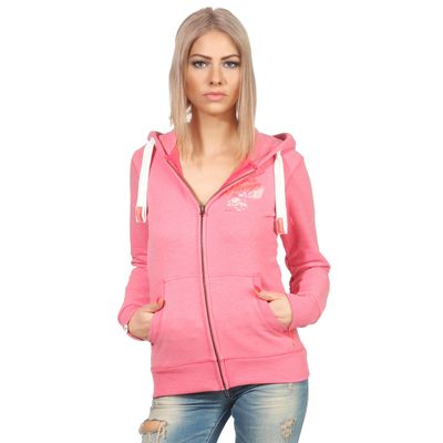 Yakuza Premium women sweatjacket GHZ 2641 pink – Bild 1