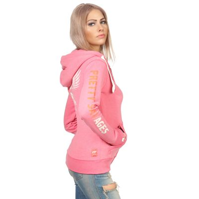 Yakuza Premium women sweatjacket GHZ 2641 pink – Bild 3