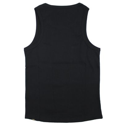 Alpha Industries Logo Tank Top black – Bild 3