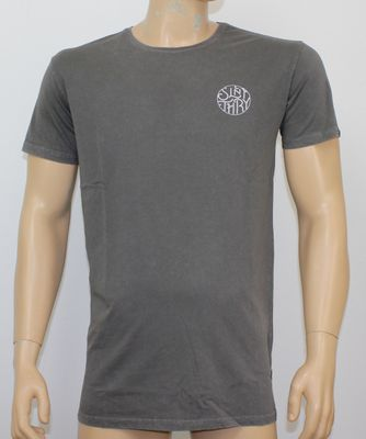 Silent Theory Herren T-Shirt GYPSY TEE charcoal in Größe M – Bild 1