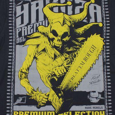 Yakuza Premium T-Shirt YPS 2612 stone – Bild 3