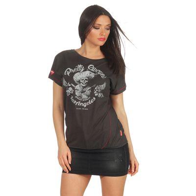 Yakuza Premium women t-shirt GS 2637 stone – Bild 1
