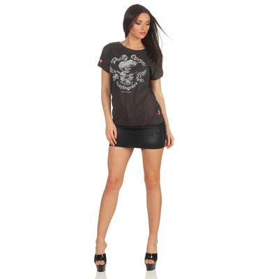Yakuza Premium women t-shirt GS 2637 stone – Bild 3