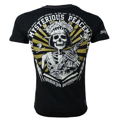 Yakuza Premium T-Shirt YPS 2610 schwarz – Bild 1