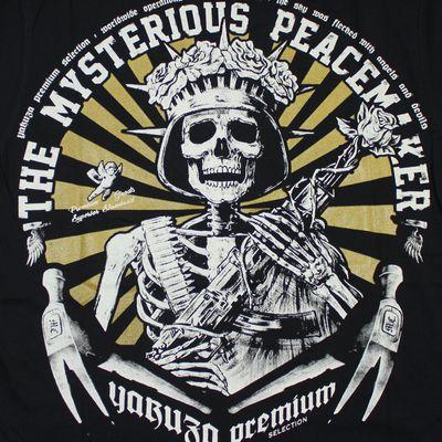 Yakuza Premium men t-shirt YPS 2610 black – Bild 3